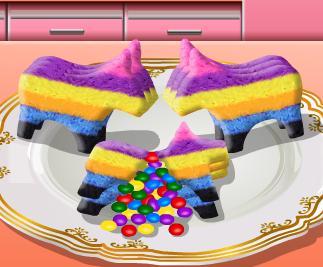 Galletitas piñata: Cocina con Sara