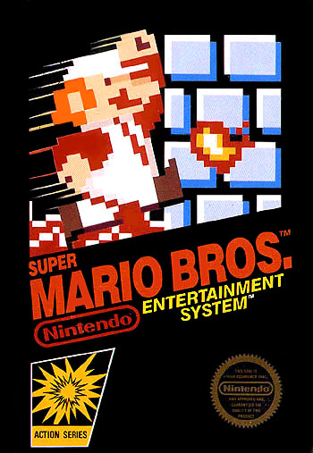Mario Bros First Game