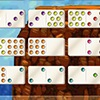 Mexican Train Dominoes Gold