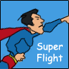 Superhero Flight