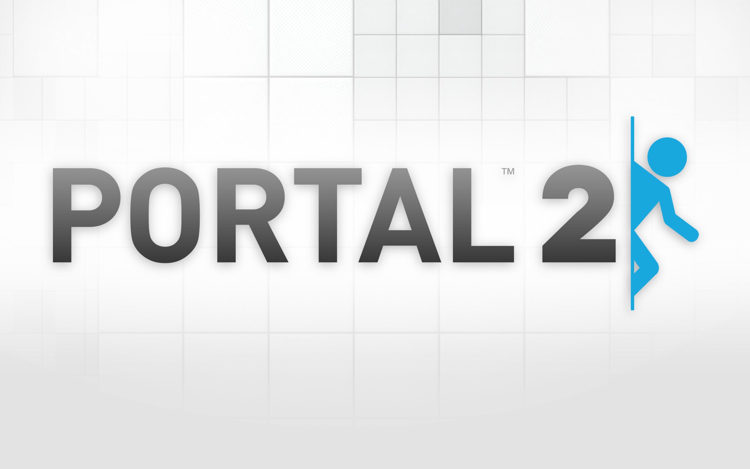 Portal 2 оригинал 1600x1200px. не пугайтесь плохому качеству картинки