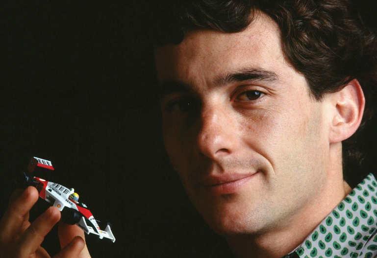 Ayrton Senna vive