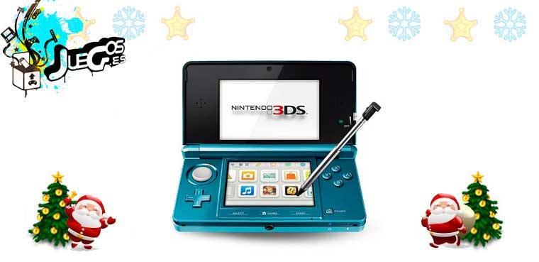 Los mejores juegos para Nintendo 3DS de estas Navidades