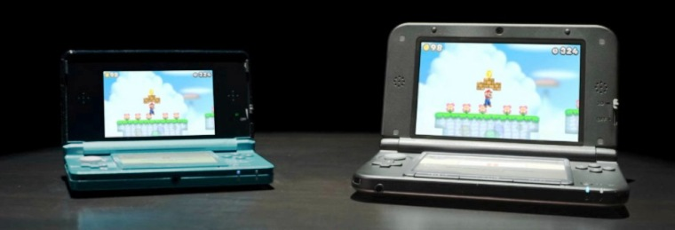 Nintendo 3DS y 3DS XL