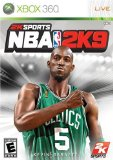 NBA 2K9 for Xbox 360