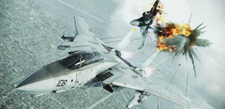 Ace Combat: Assault Horizon para PC, PSN y XBLA