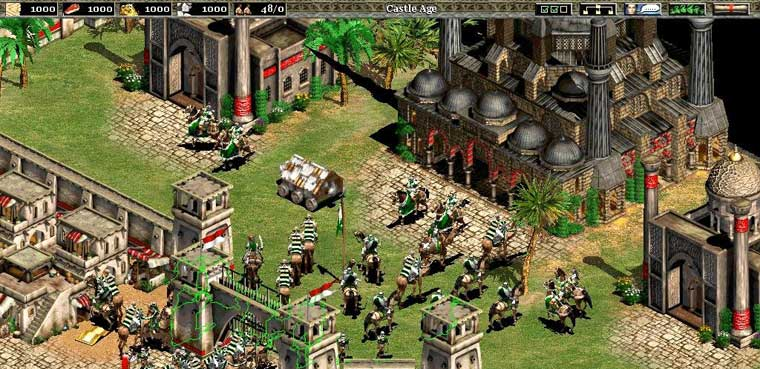 Age of Empires II-PC