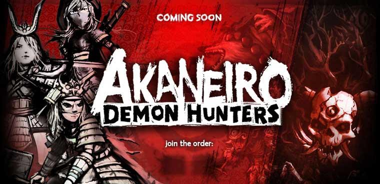 Akaneiro: Demon Hunters-Android-iOS-Mac-PC