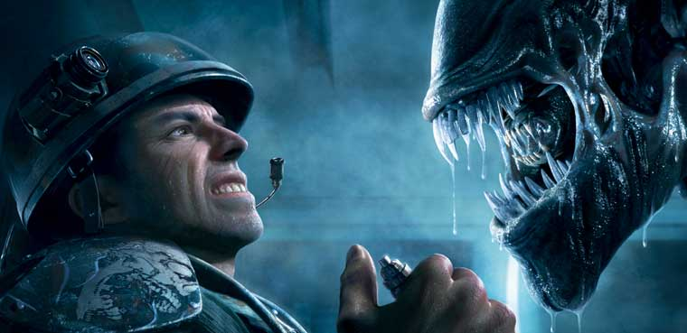 Aliens: Colonial Marines-PS3-PC-Xbox 360-Wii U