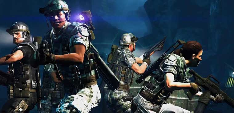 Aliens: Colonial Marines para Xbox 360