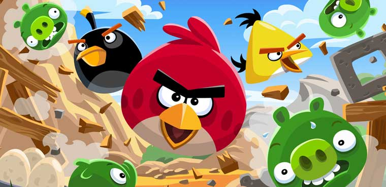 Angry Birds Trilogy para 3DS, PS3 y Xbox 360