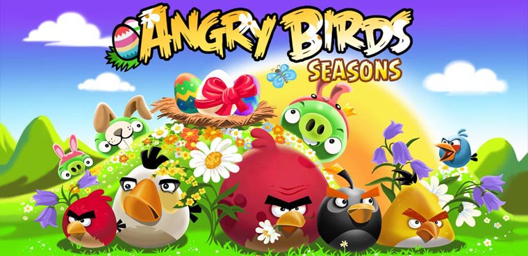 Angry Birds Trilogy - PS3, Xbox 360 y 3DS