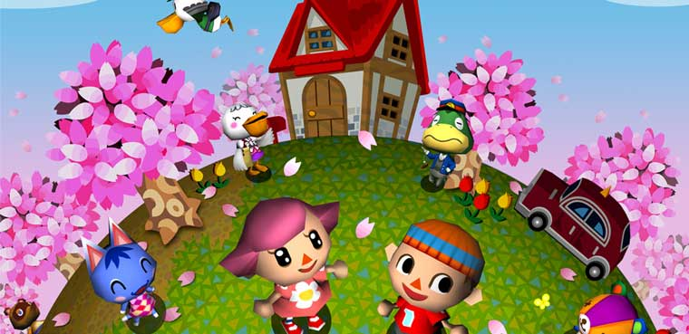 Animal Crossing-3DS