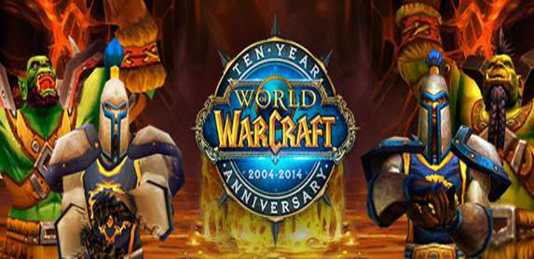 10 Años de World of Warcraft