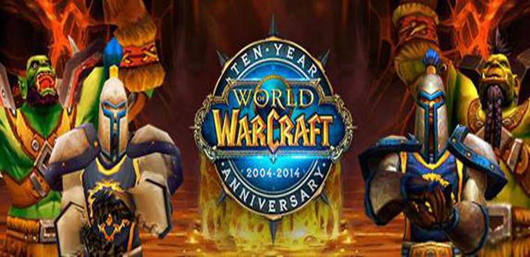 10 Años de World of Warcraft