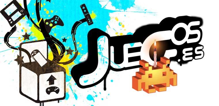 Juegos.es te regala una 3DS por nuestro aniversario