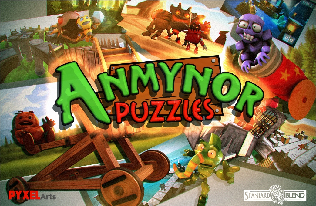 Anmynor Puzzles-PC-Mac-Android-iOS