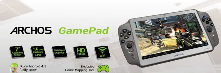 Archos Gamepad 1_Sheet