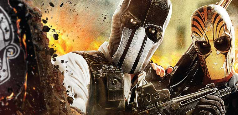 'Army of Two: The Devil's Cartel' para Xbox 360 y PS3