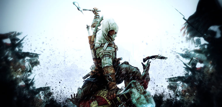 Assassin´s Creed 3-PS3-Xbox 360-PC