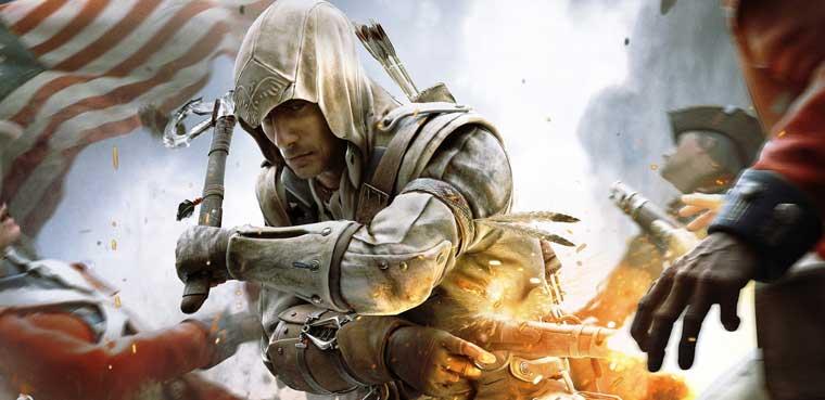 Assassin's Creed 3-PS3-PC-Xbox 360