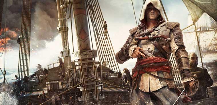 Assassin's Creed 4 para PC, PS3, PS4, Xbox 360, Xbox 720, Wii U
