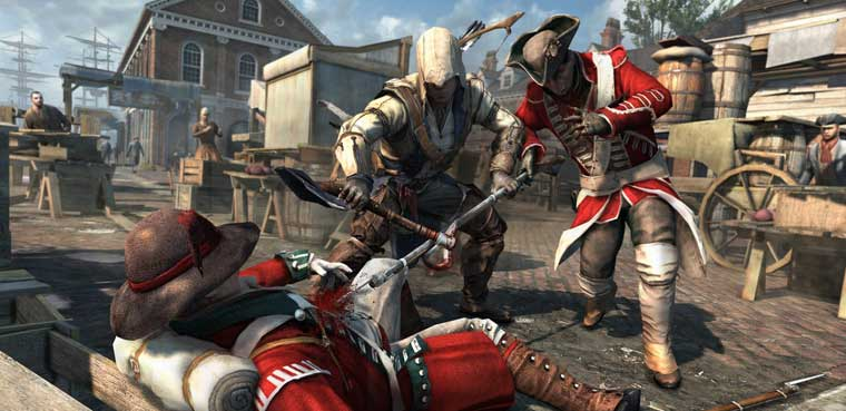 Assassin's Creed III-PC-PS3-Xbox 360-Wii U