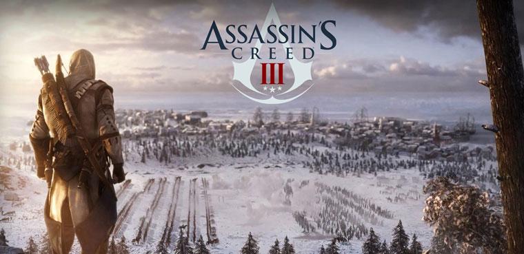 Assassins Creed 3-PS3-PC-Xbox 360-Wii U