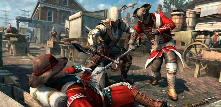Assassin's Creed III - Nuevo trailer de Wii U