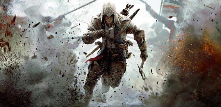 Assassin's Creed III para PS3 y Xbox 360