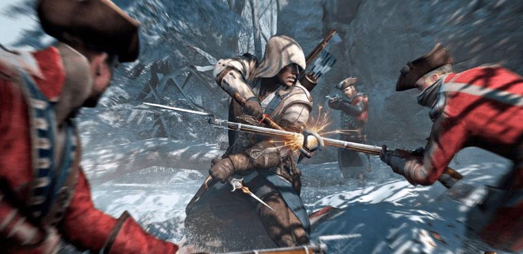 Assassin's Creed 3 - PC, PS3, Xbox 360 y Wii U