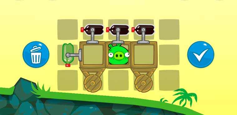 Bad Piggies HD para iOS, Android, Mac y PC