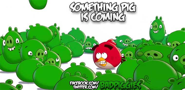 Bad Piggies-Android-iOS-Mac
