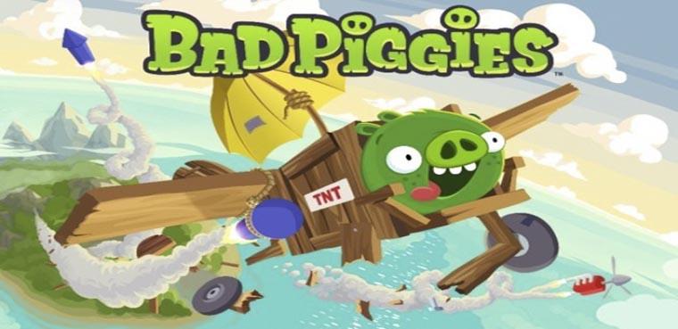 Bad Piggies - PC