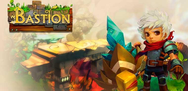 Bastion - Llega el jueves 30 a iPad
