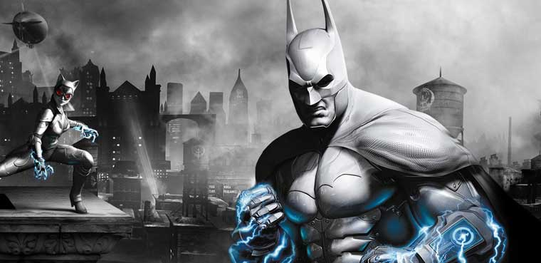 Batman: Arkham City Armored Edition-Wii U