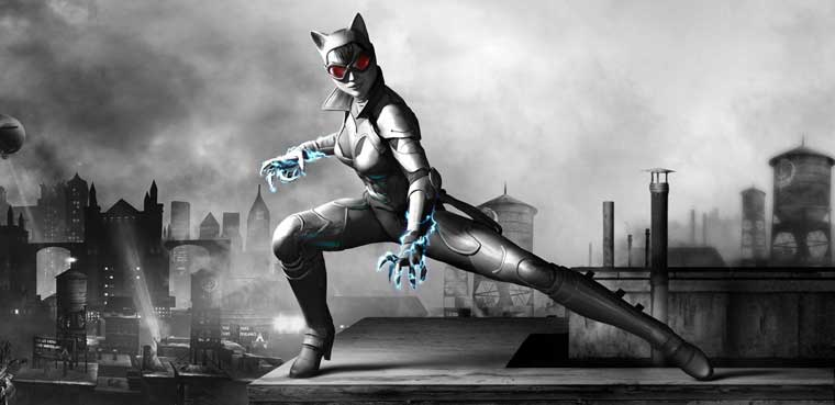 Batman: Arkham City Armored Edition- Wii U