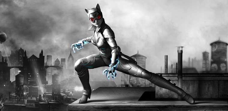 Batman: Arkham City Armored Edition- Wii U