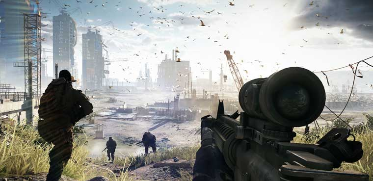 Battlefield 4 para PC, PS3, PS4 y Xbox 360