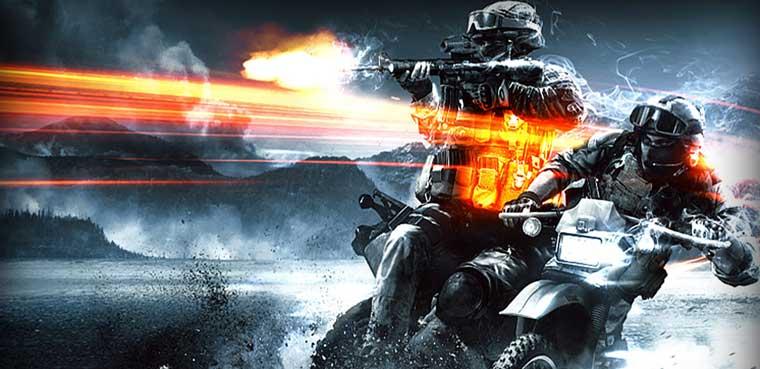 Battlefield 3-PS3-PC-Xbox 360