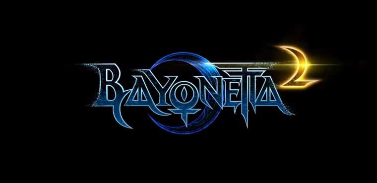 Bayonetta 2-Wii U