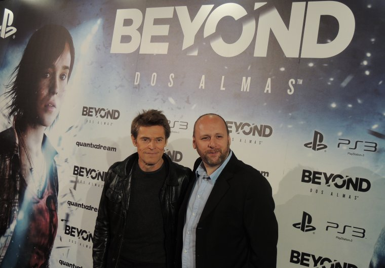 Beyond: Dos Almas photocall