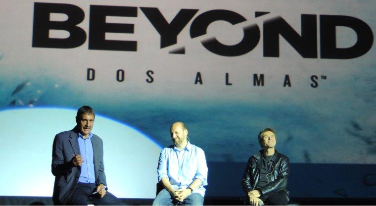 Beyond: Dos Almas presentación