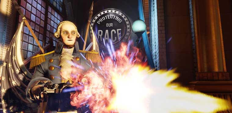 Bioshock Infinite-PS3-PC-Xbox 360