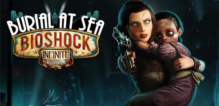BioShock Infinite Burial at Sea Mac
