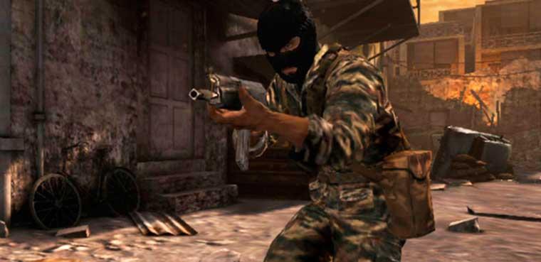 Black Ops: Declassified para psvita