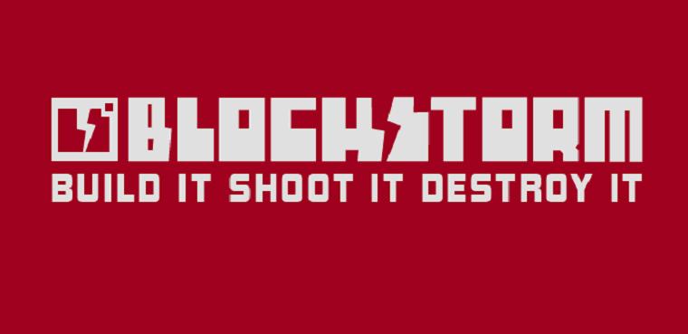 Blockstorm Portada