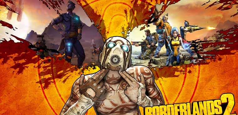 Borderlands 2-PS3-Xbox 360-PC