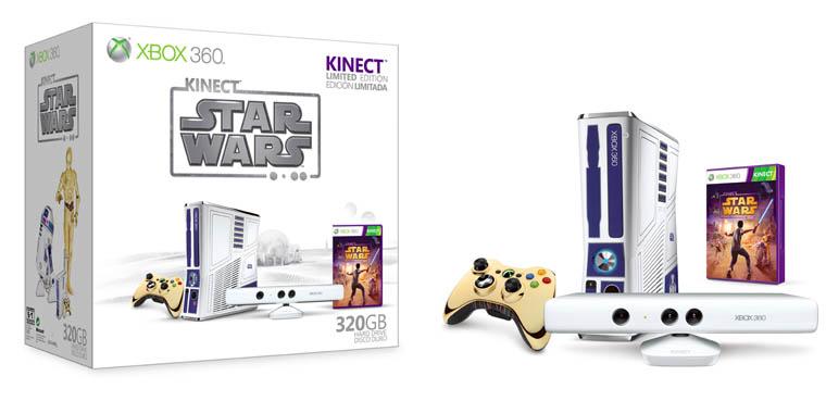 Anunciada la fecha de lanzamiento de Kinect Star Wars