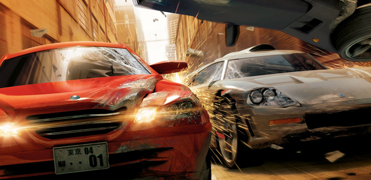 Burnout PS3, Xbox 360